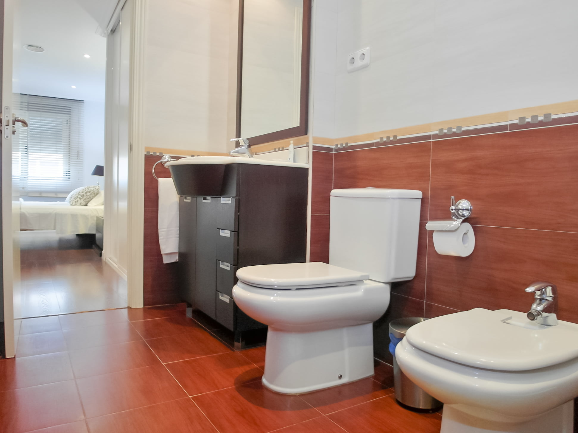 Bonito apartamento con 1 habitacion