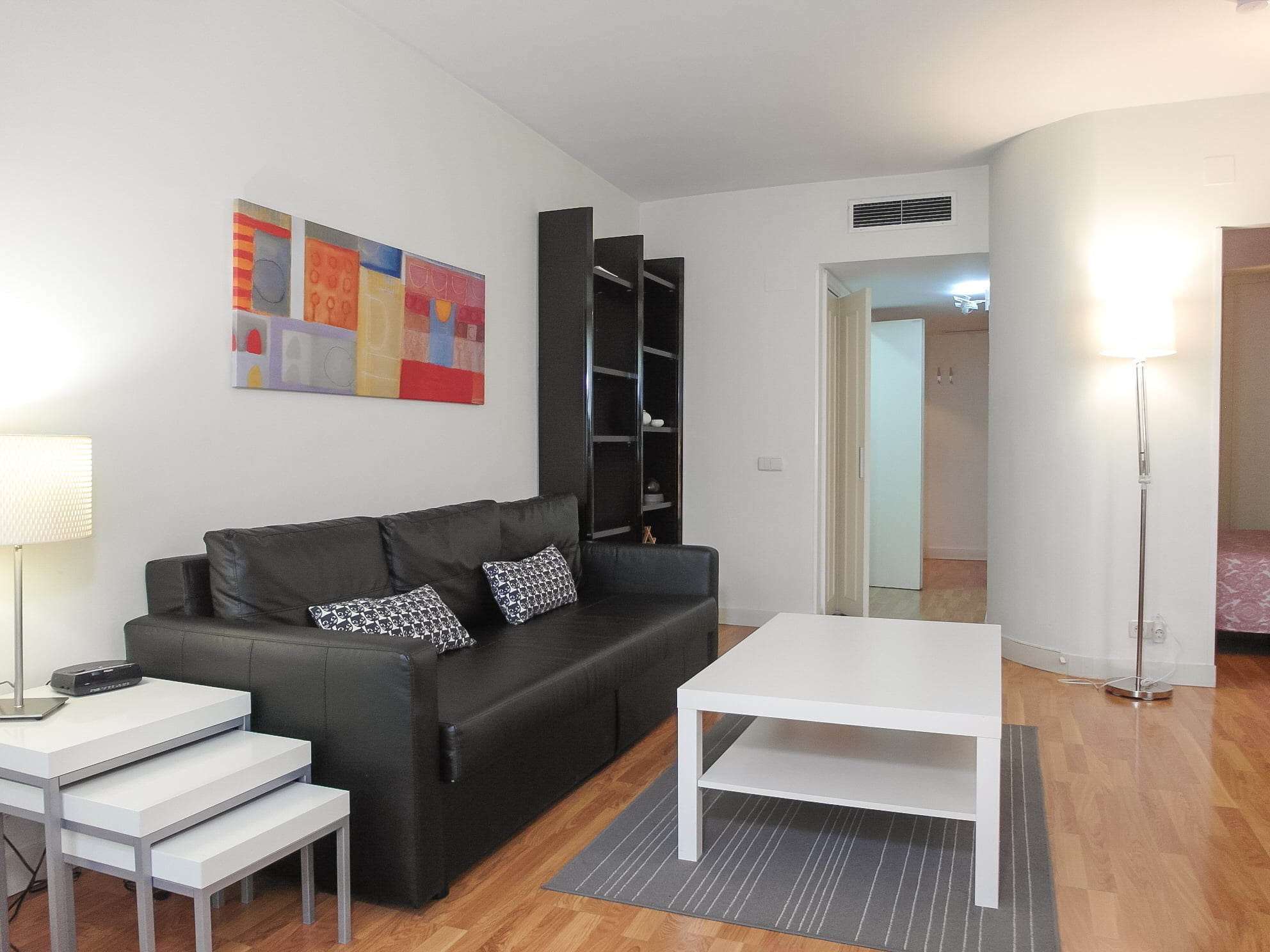 Furnished flat in Madrid for expats