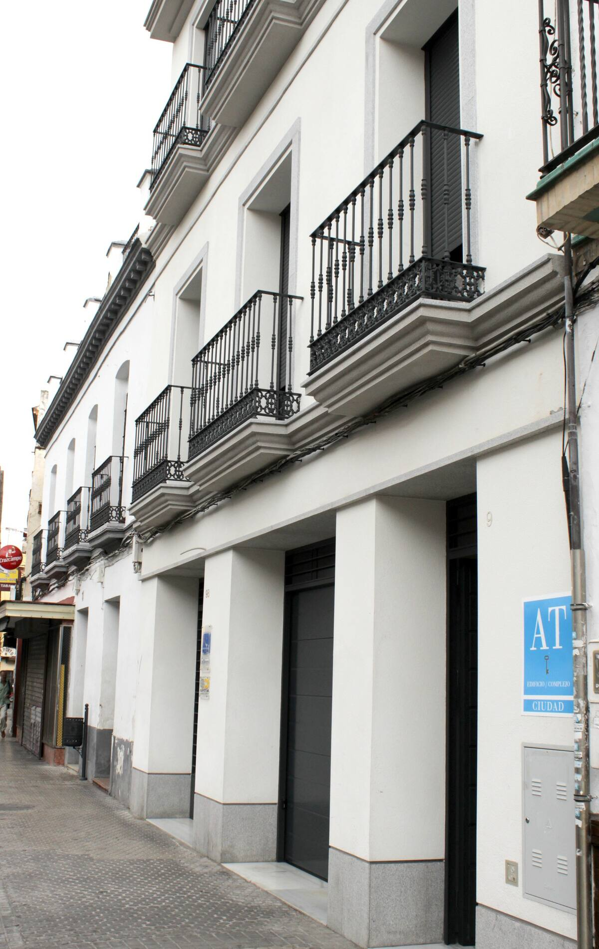 Piso para expats en Sevilla