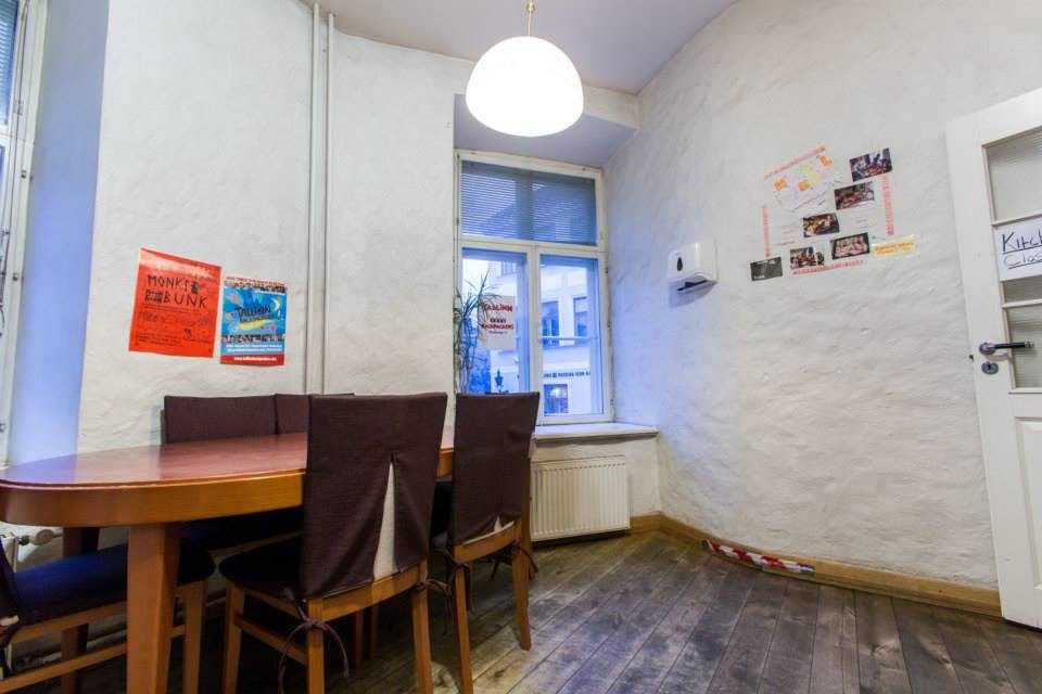 Coliving house in Tallin
