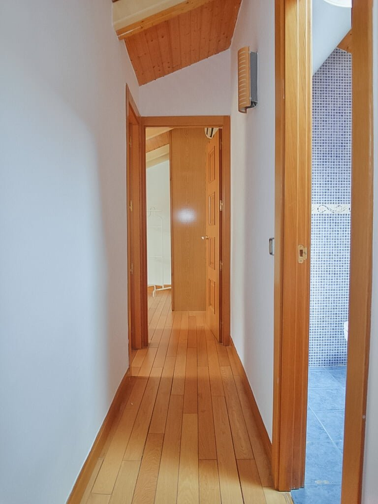 Furnished apartment in Madrid center