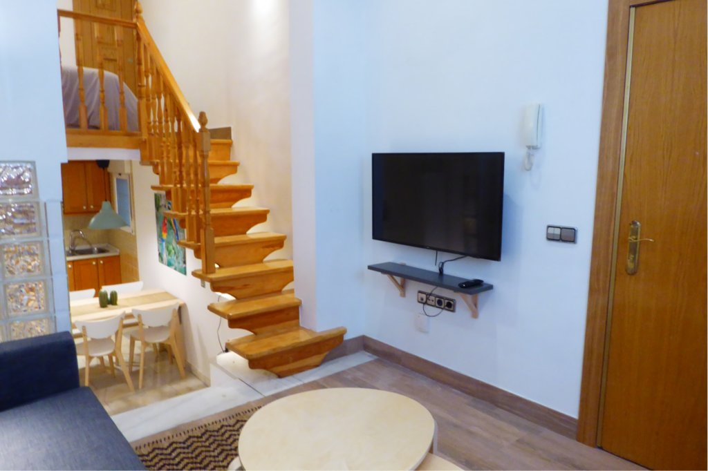 Pacheco 4 - Ground floor housing in Madrid for expats