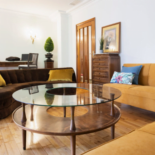 coliving house in Valencia for expats