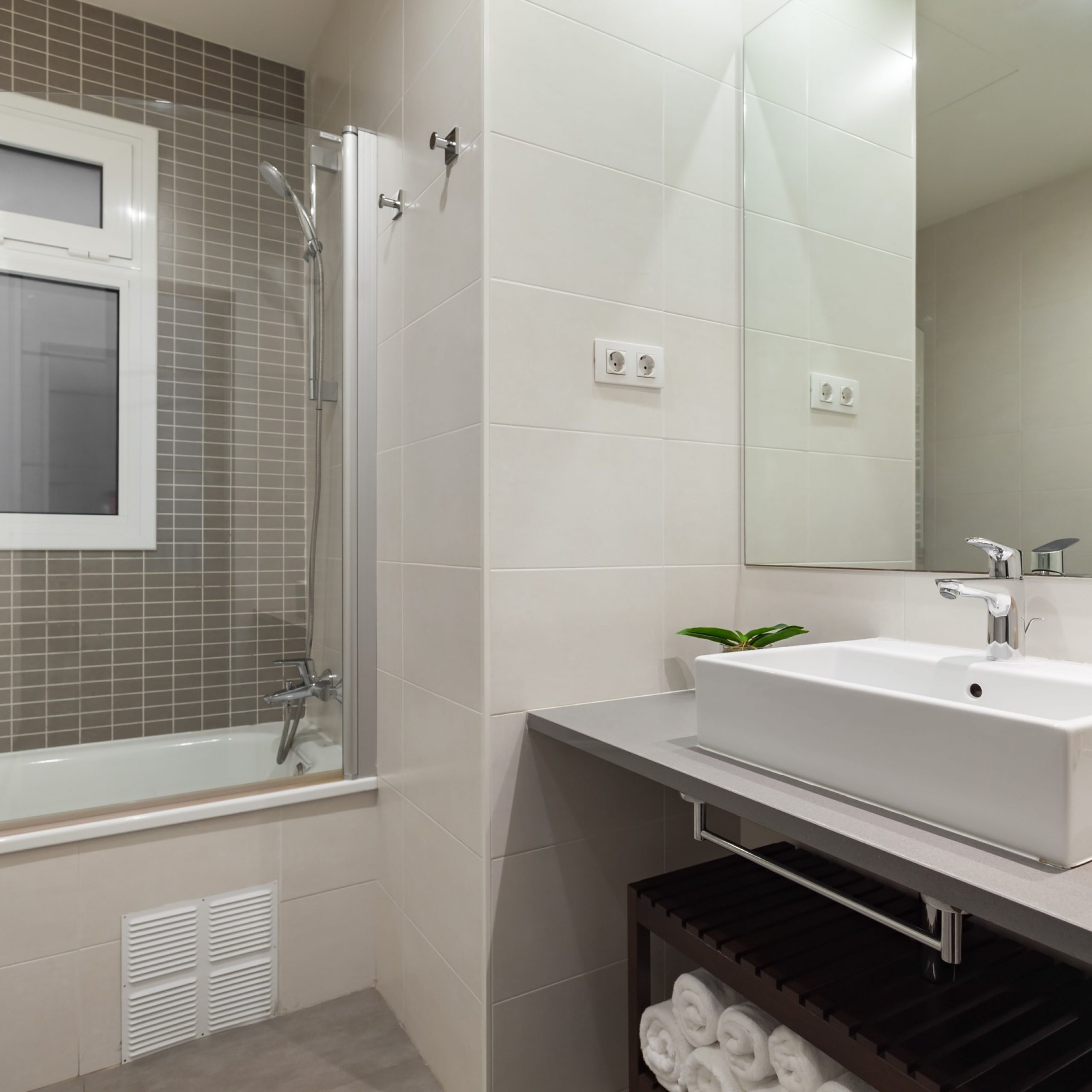 3 bedrooms luxury flat in Barcelona