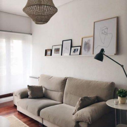 Estiloso apartamento en Bilbao