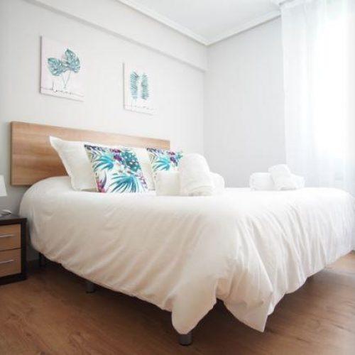 Moderno piso amueblado en Bilbao para expats