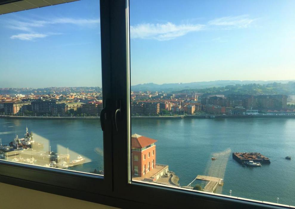 Loft para expats junto a Bilbao