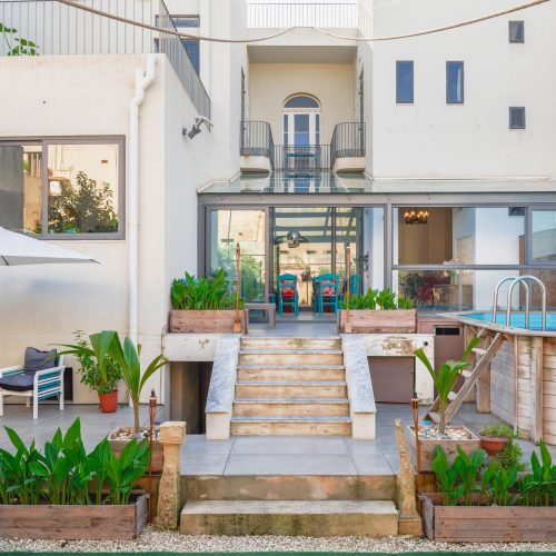 Coliving house in Malta for expats