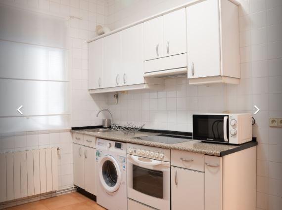 Uribarri - Modern furnished expat rental in Bilbao