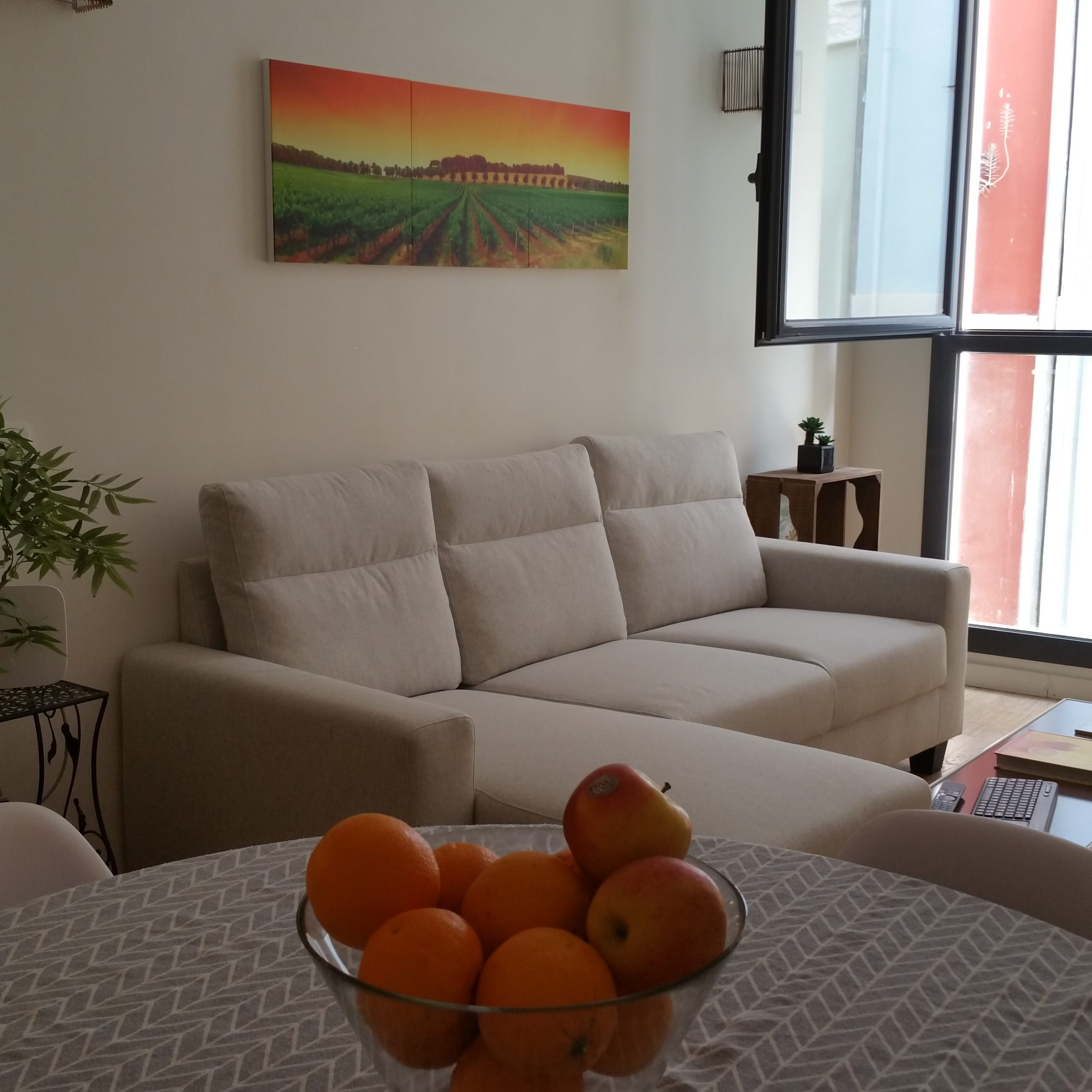 Central housing in Valencia for expats