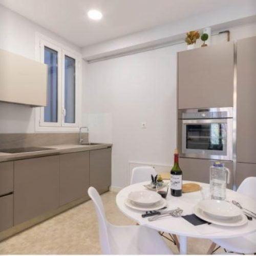 Zabalaren - Luxury expat apartment in Bilbao