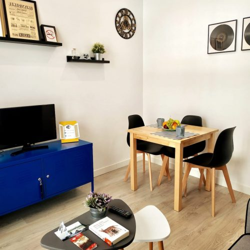 Zamora - Renovated apartment in madrid for expats