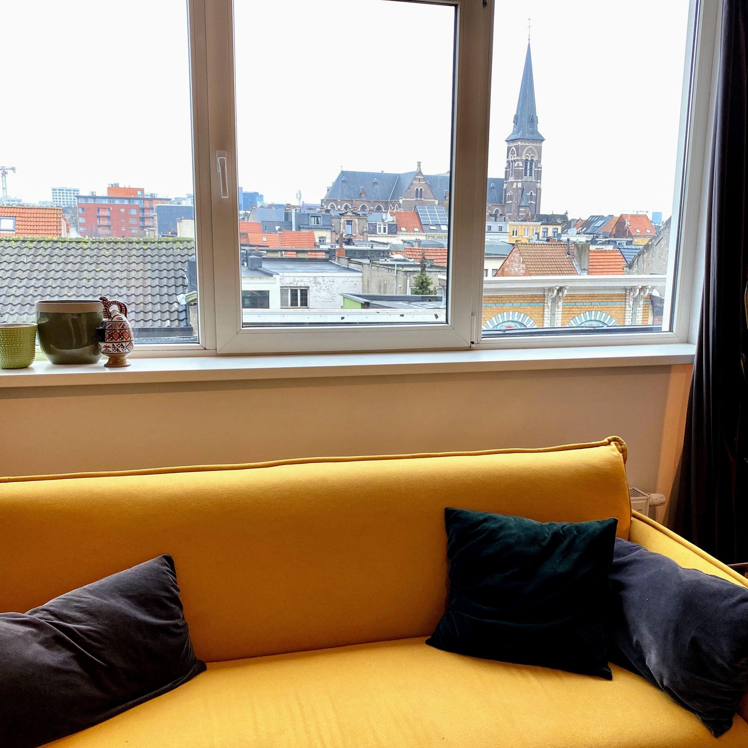 Zurenborg - Entry ready expat flat in Antwerp