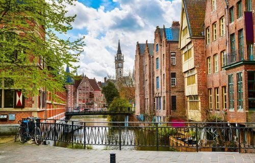 Living in Ghent