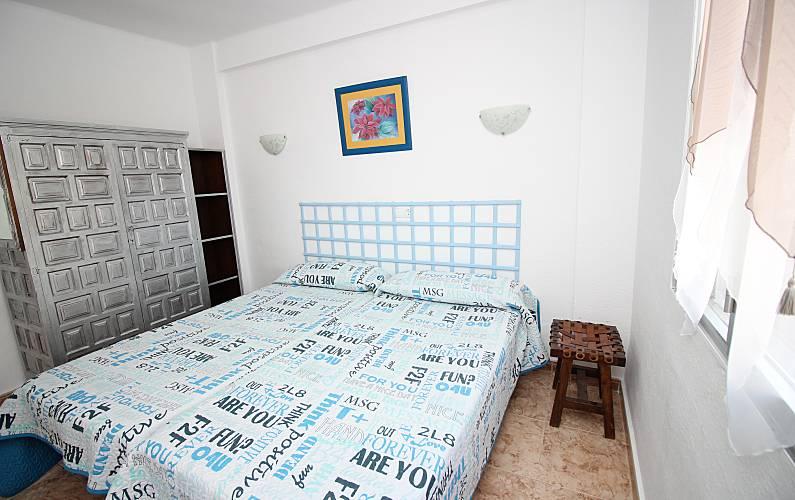 one bedroom flat in algarrobo costa