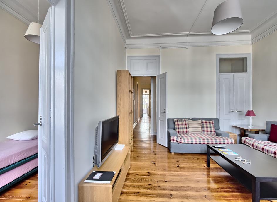 Almirante Reis - 3 bedroom flat in Lisbon