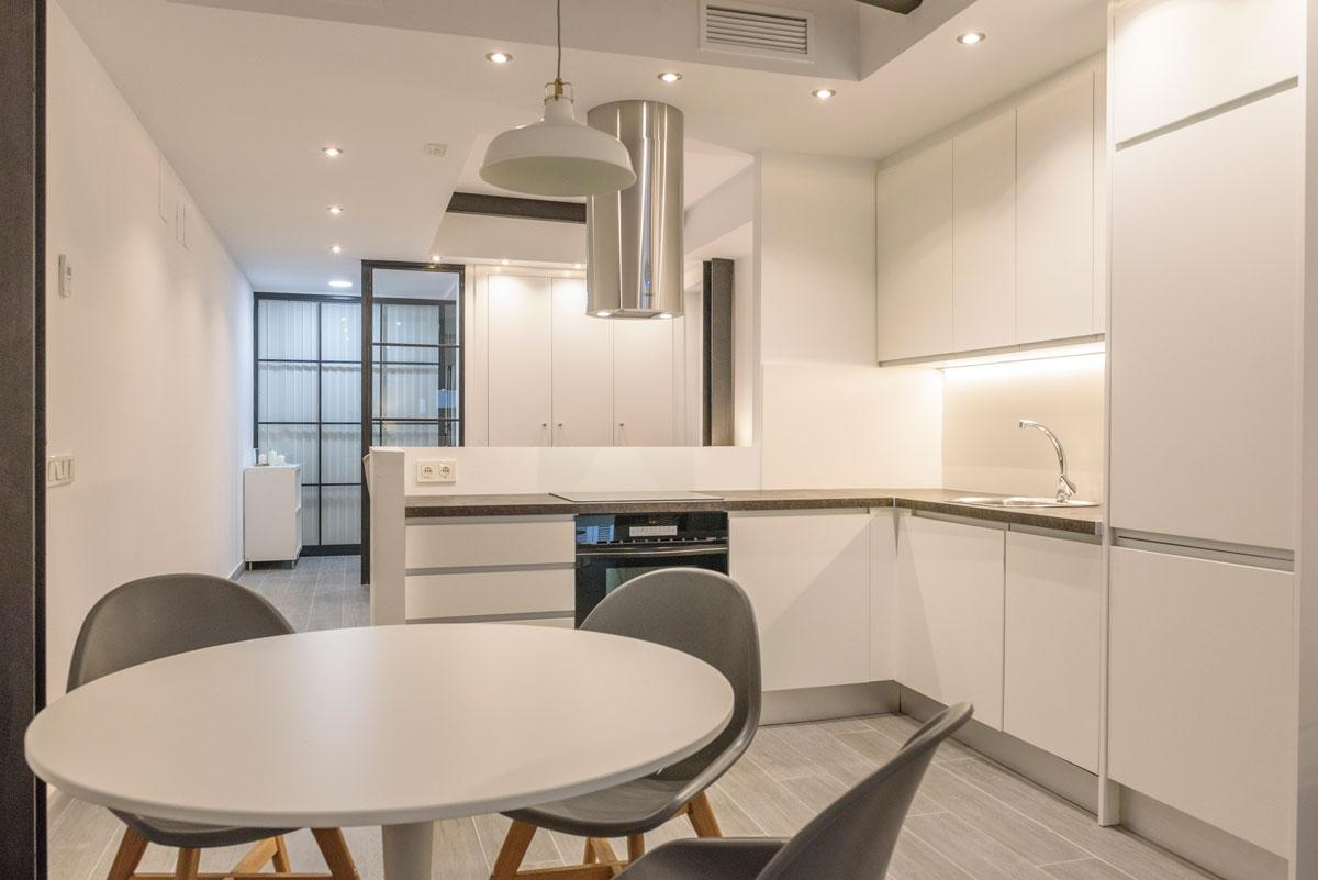 Lesseps - Deluxe apartment in Malaga