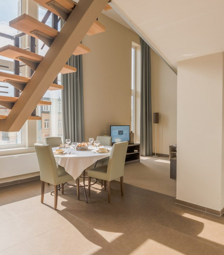 Arras Family - Spacious expat apartment in Antwerp
