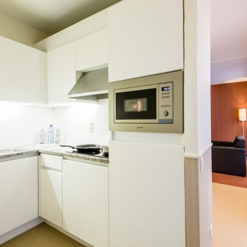 Arras Roof - Expat penthouse with terrace in Antwerp