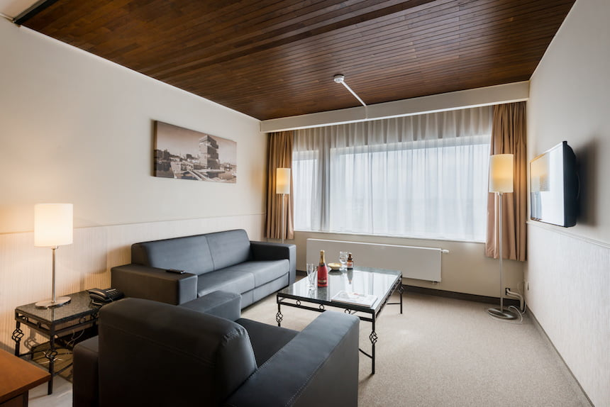 Arras family 2 - Expat family apartment in Antwerp