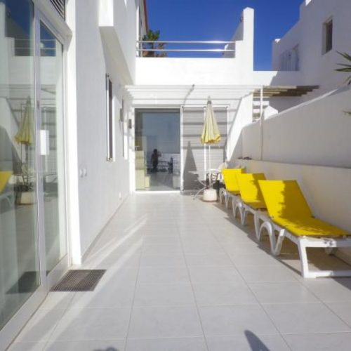 Piso en la playa de Fuerteventura