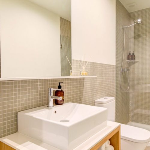 Cristina 2 - Luxury flat for expats in Barcelona