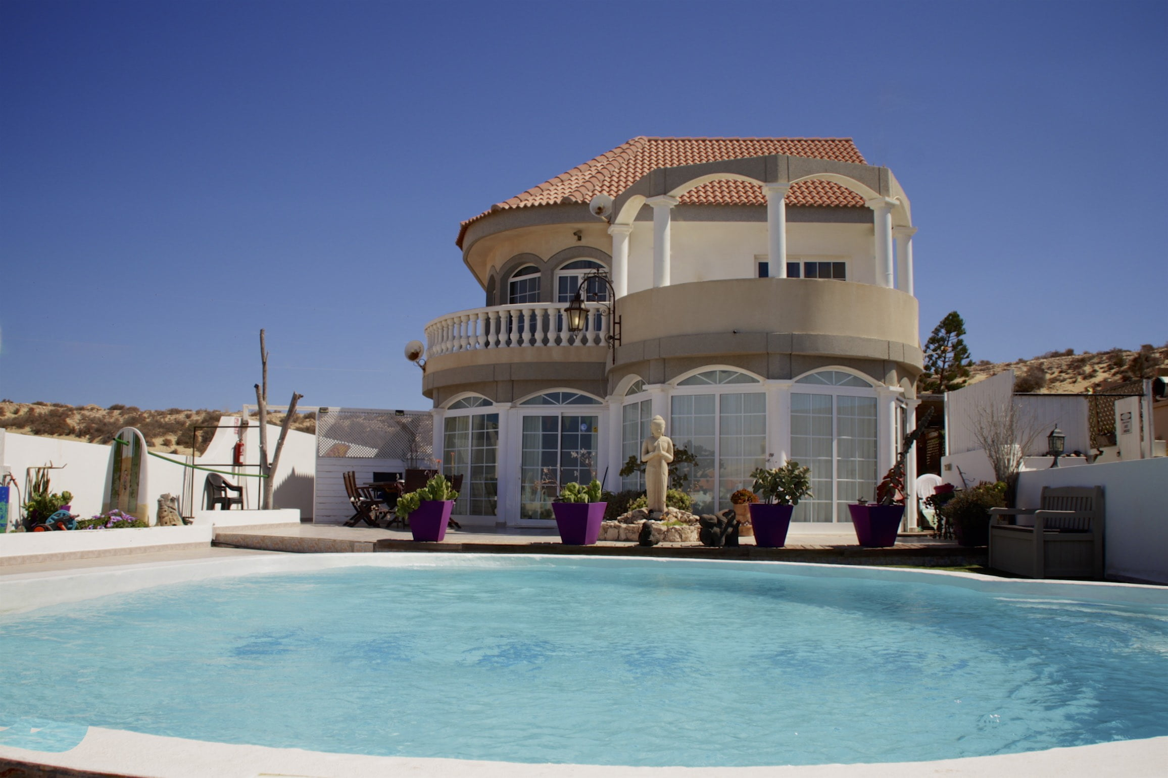 Entresalas - Big expat villa on Fuerteventura