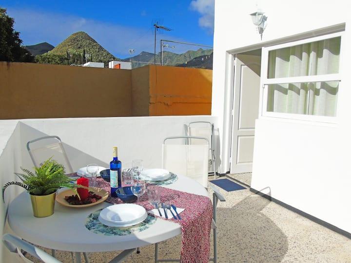 Fleitas - Flat with terrace in Tenerife
