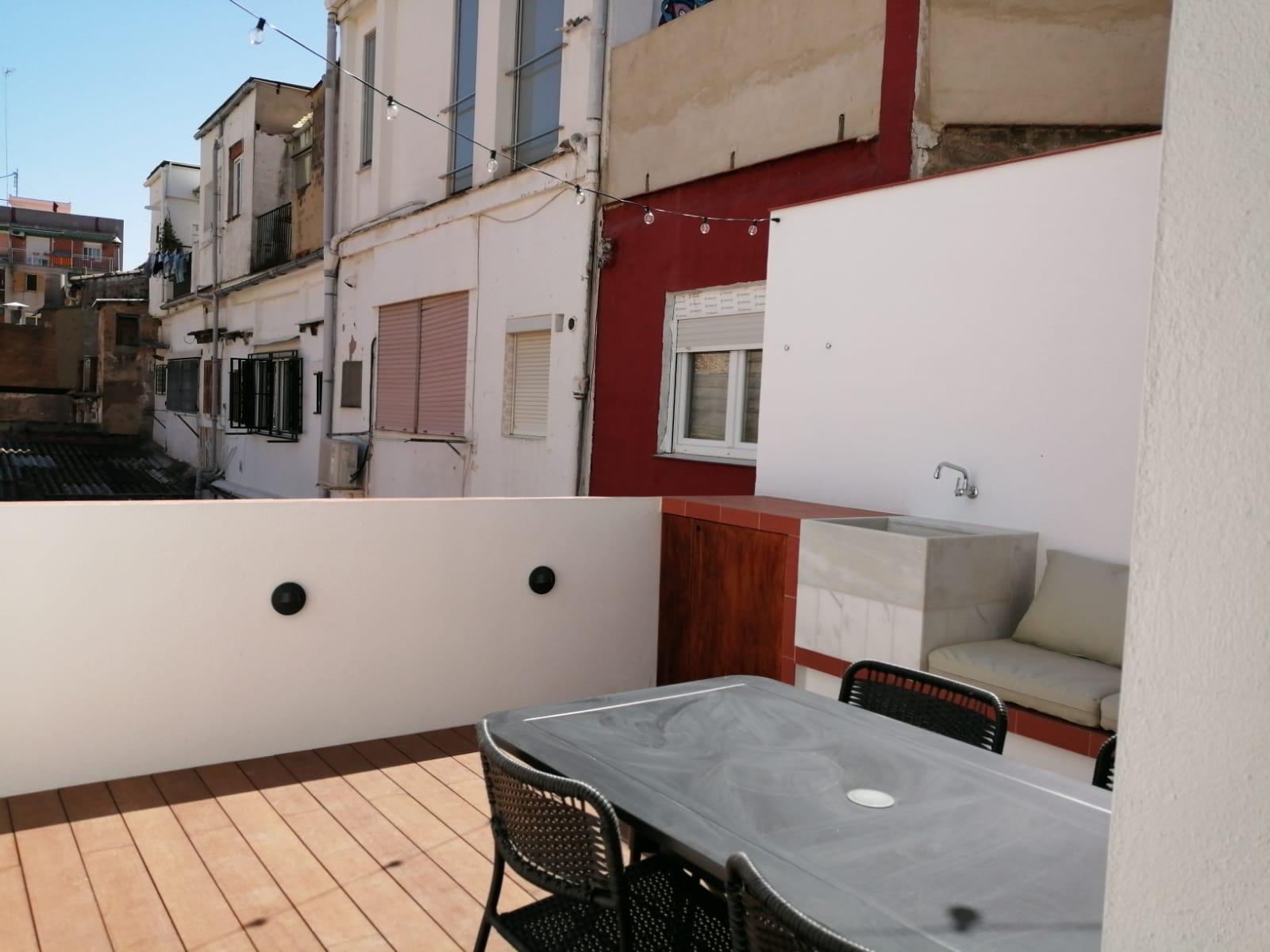 Francesc - 3 bedroom flat for expats in Valencia