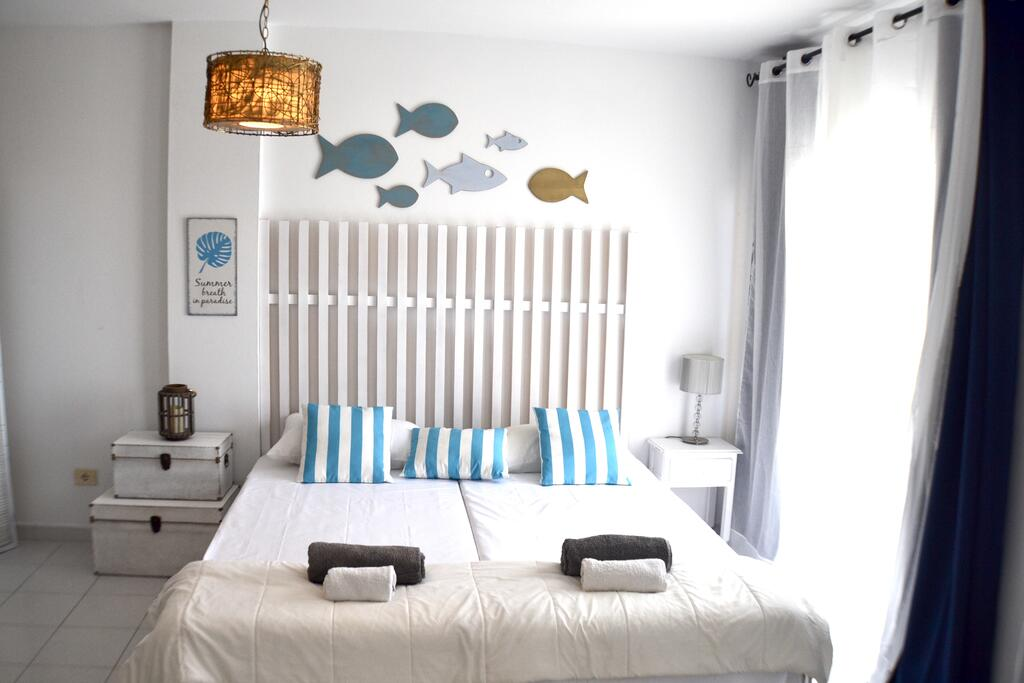 Golden Fish - Centrical flat in Corralejo