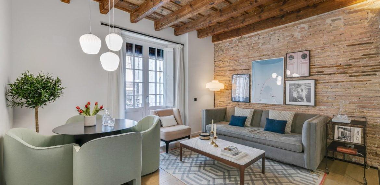 Centrico piso para expats en Barcelona