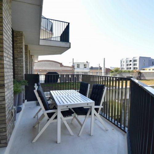 Kattendijkdok - Expat flat with 2 terraces in Antwerp