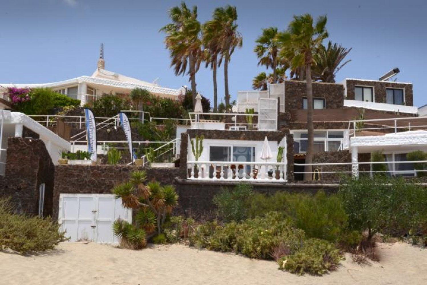 La Torre 3 - Apartamento en la playa de Fuerteventura