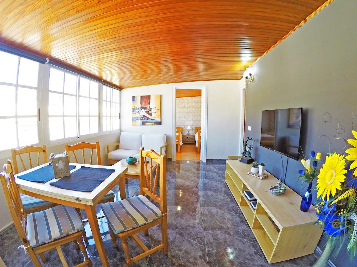 Nue - Expat penthouse on Tenerife