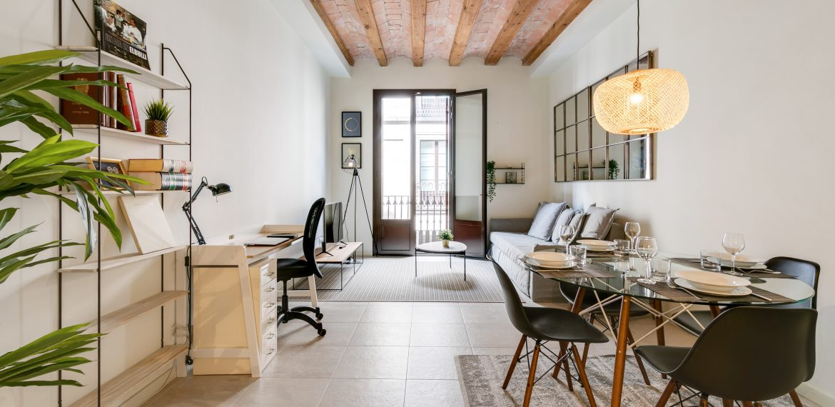 Pier - Cosy luxury apartment in Barcelona for expats