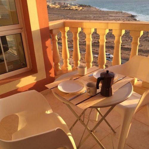 Playa Paraíso - Beach apartment on Fuerteventura