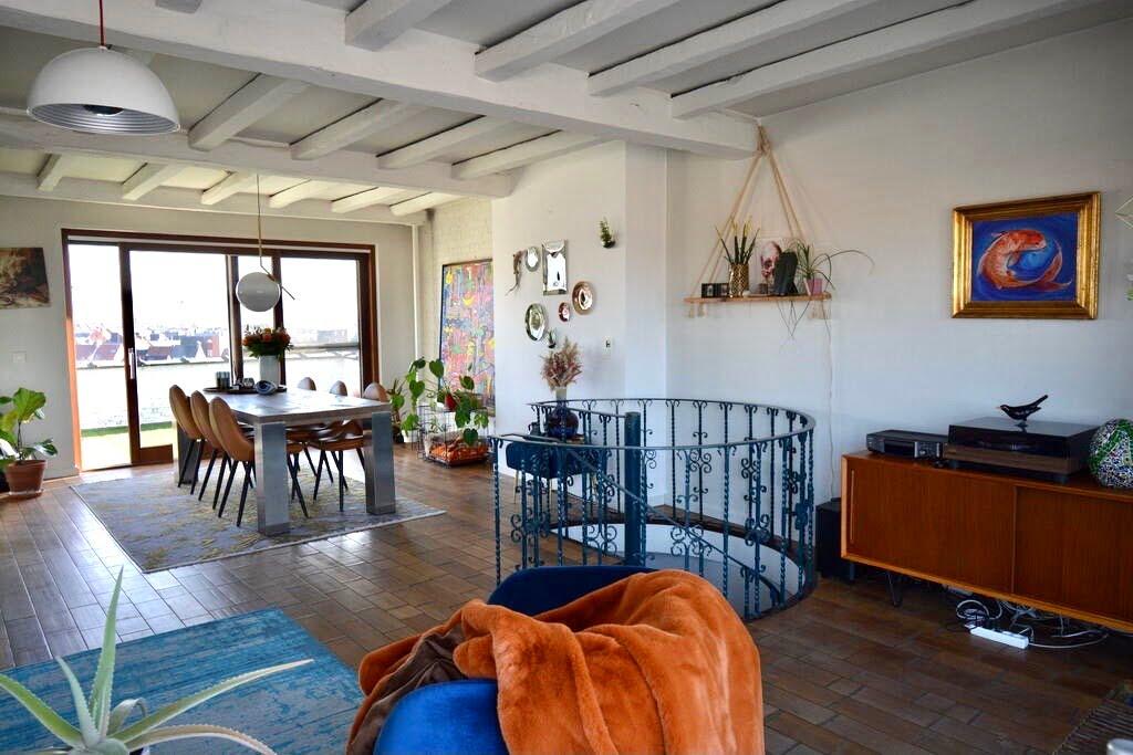 Turnhoutsebaan - Luxury expat apartment in Antwerp 2