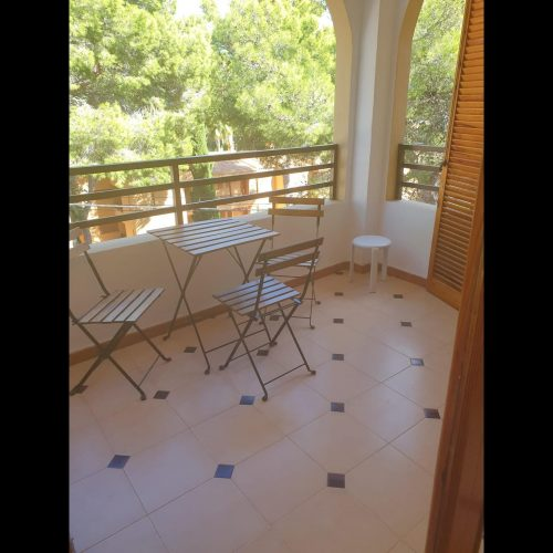 Londres - Apartment with terrace in Calvia