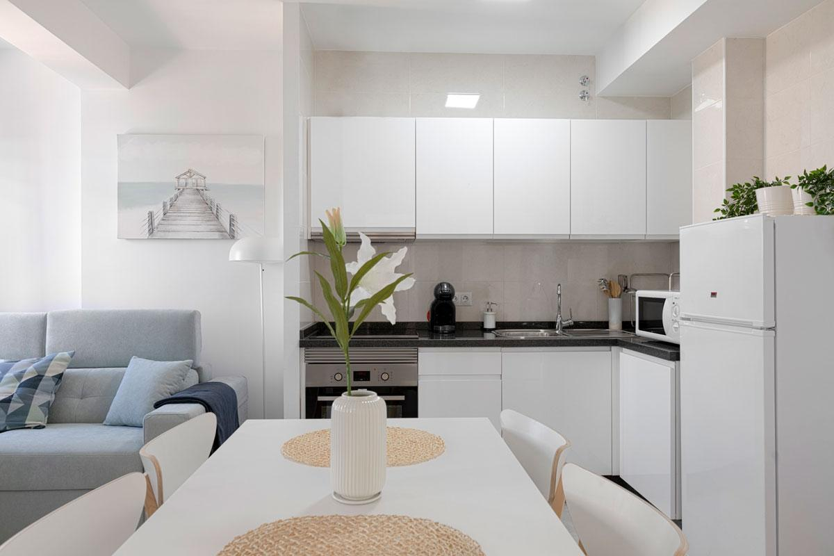 Don Juan - 2 bedroom apartment in Malaga