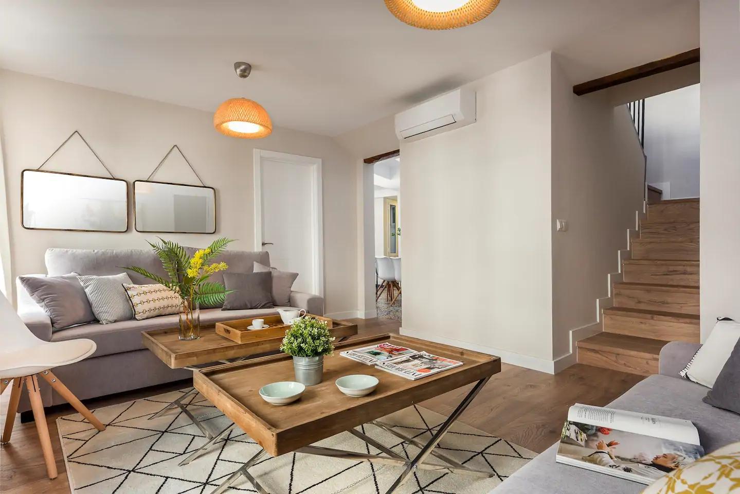 Caldereria - 3 bedroom flat in Malaga