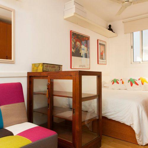 Seneca - Entry ready studio in Barcelona