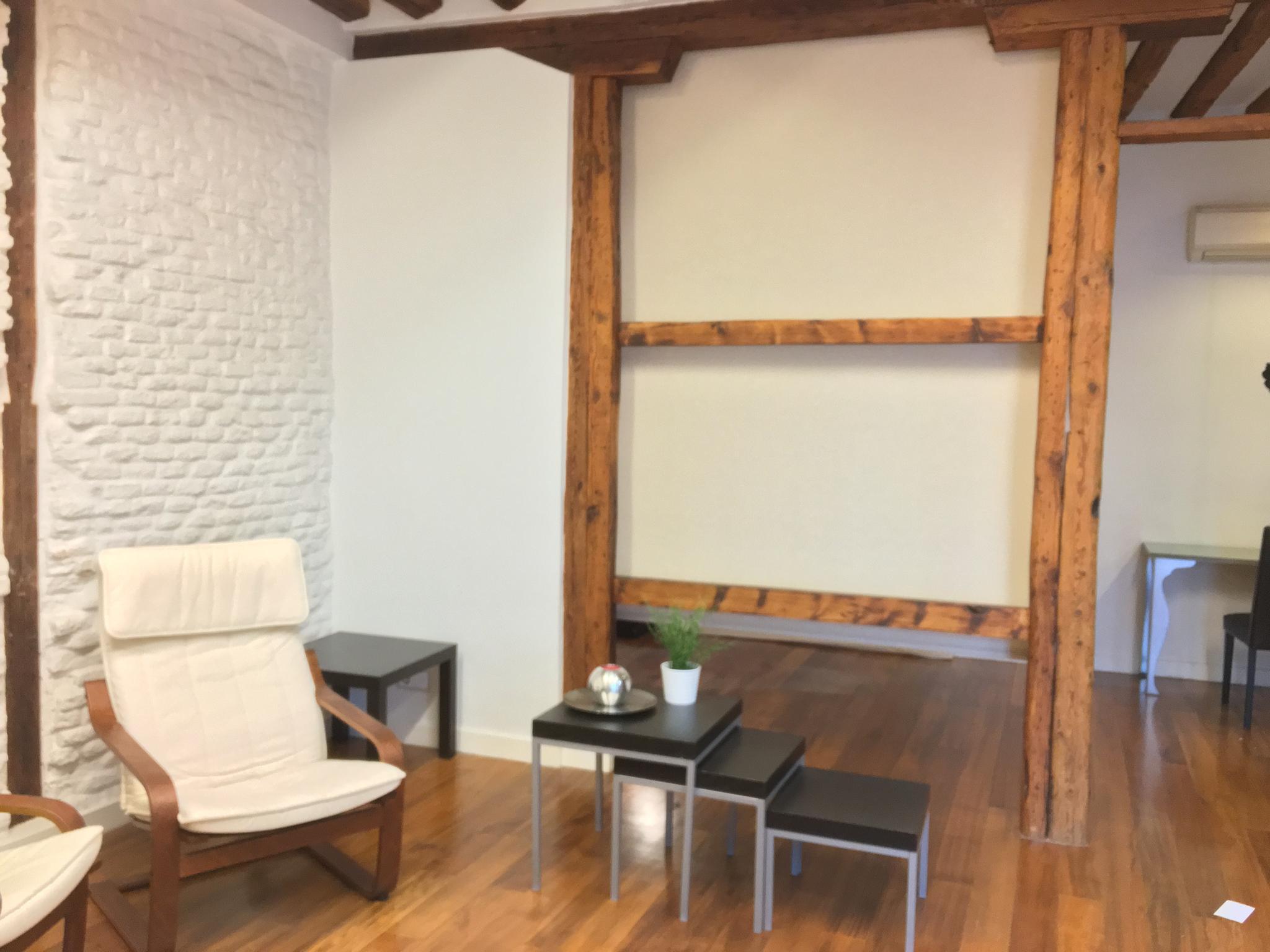 Las Huertas - Estudio de lujo en Madrid