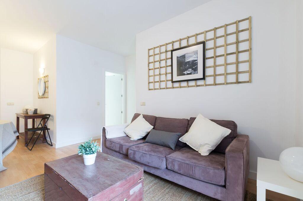 Brasil - Modern furnished flat in Madrid