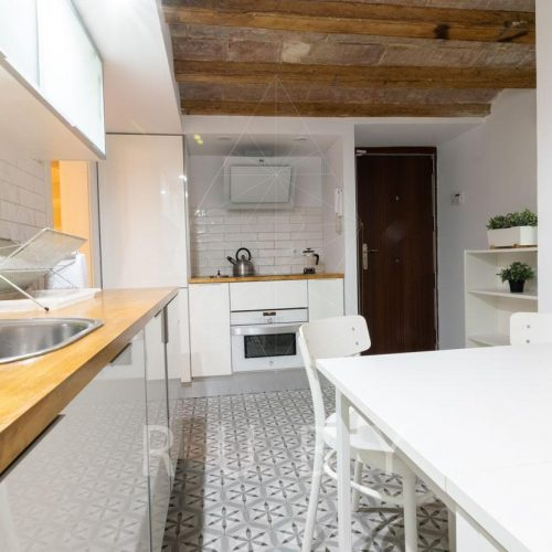 Guifre - Renovated studio in Barcelona