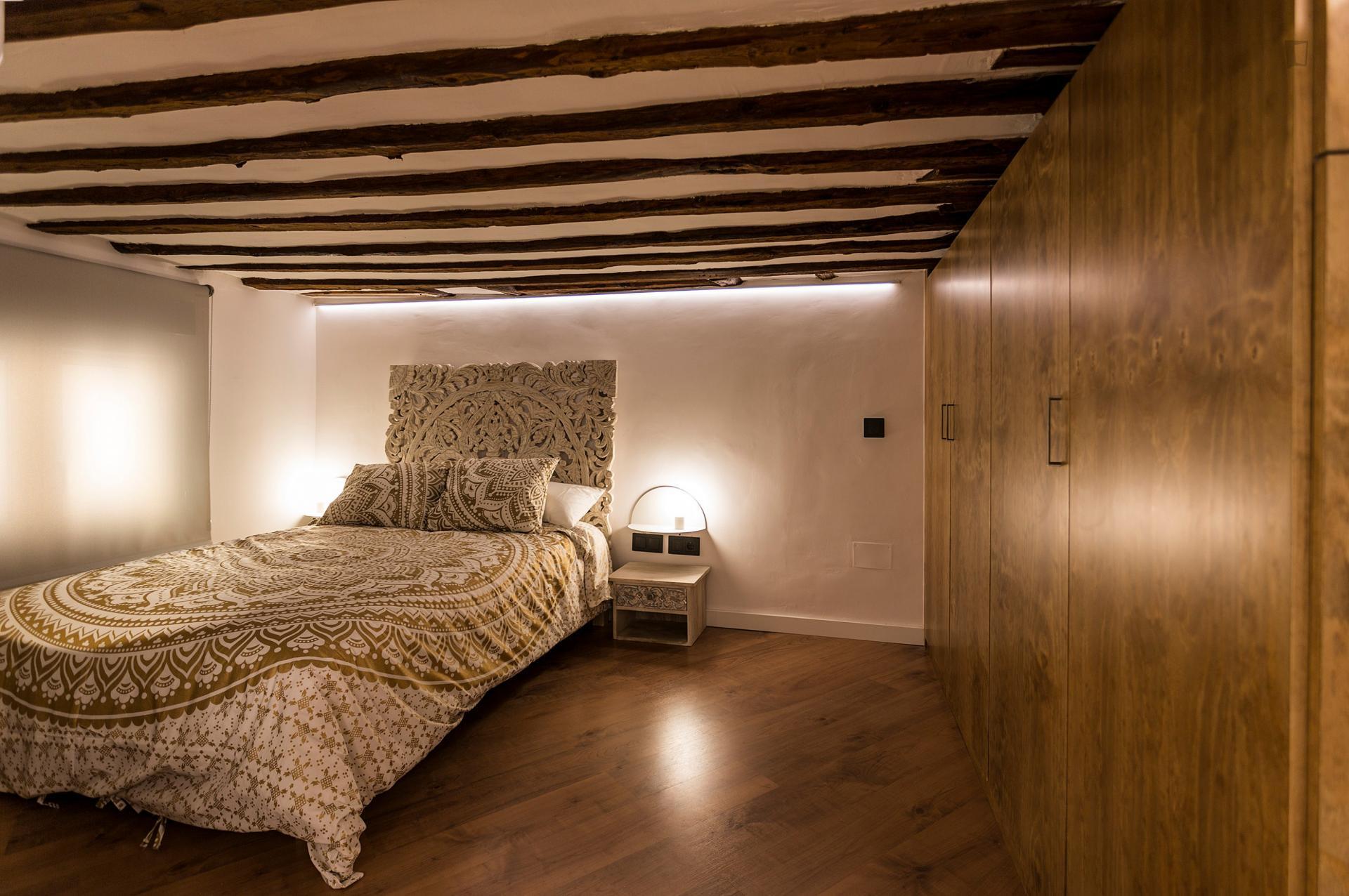 Torrecilla - One bedroom flat in Madrid