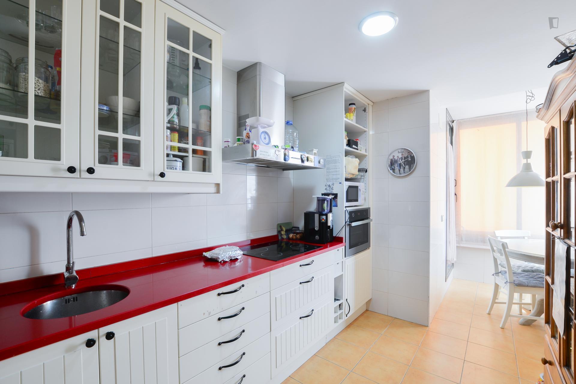Padornelo - Shared apartment in Madrid