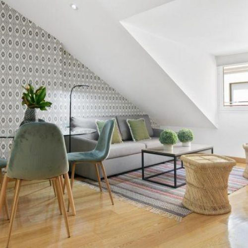 Libreros - Entry ready apartment in Madrid