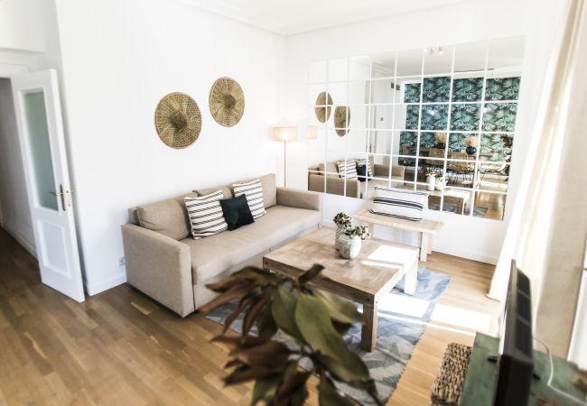 Claudio Coello - moderno piso de lujo en Madrid