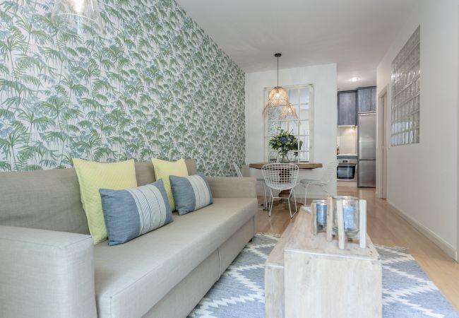 Modern 2 bedroom apartment in Madrid