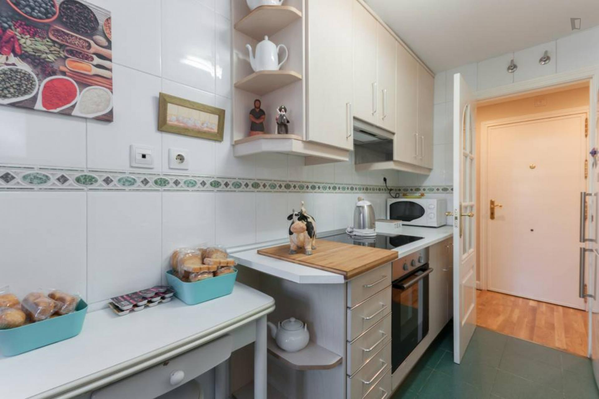 Bolivar - Apartment for expats in Madrid